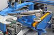 Leinwanddruck Bild - Robotic conveyor system
