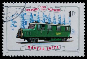 Centenary of Gyor-Sopron Railway