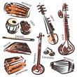 Indian instruments - 74835225