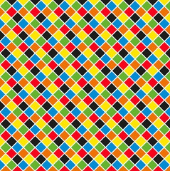 Harlekin Muster