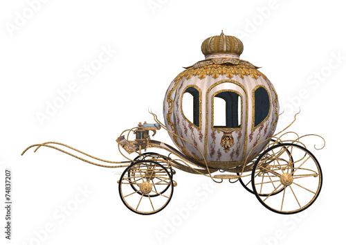 Zdjęcia na płótnie, fototapety, obrazy : Cinderella Carriage