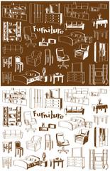 sketch furniture
