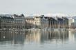 View of the city and Lake Geneva in Switzerland - 74838024