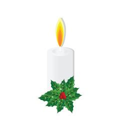 candle christmas bg