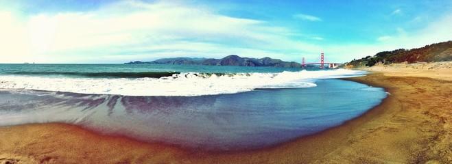 A beautiful relaxing day in San Francisco