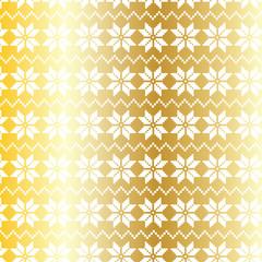 Gold Nordic Stripe