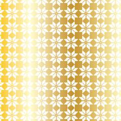 Gold Nordic Pattern