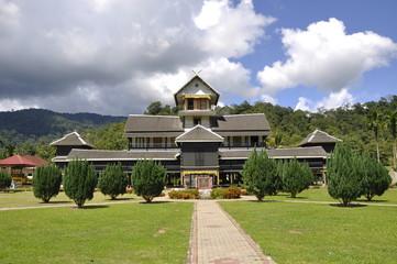 Seri Menanti Royal Museum in Sri Menanti