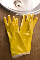 gloves for washing dishes