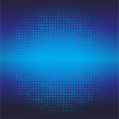 Hafttone blue Color background