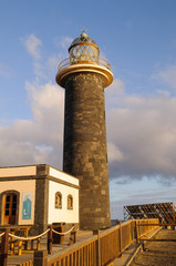 Punta jandia lighthouse