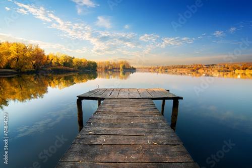 Bridge for fishing - 74844279