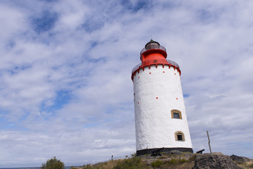 Lighthouse in Sweden
