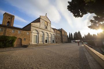 Chiesa di San Miniato,Firenze,Toscana,Italia