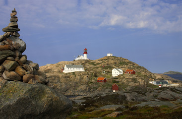 Lindesnes Lighthouse,Norway