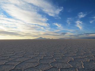 Lac salé d'Uyuni, Bolivie