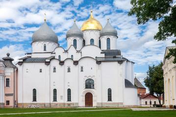 Saint Sophia Cathedral at Novgorod Kremlin