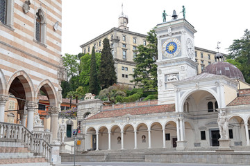 Place of Freedom in Udine, Italy