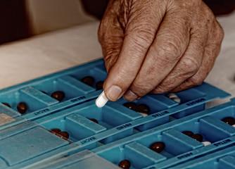 Sorting pills