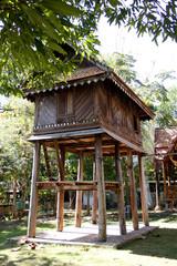 alter Tempel in Thailand