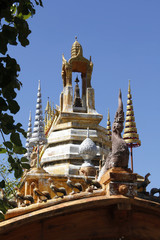 Tempel in Asien