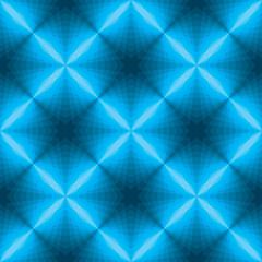 blue diamond with light effect