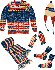 knitwear clothes