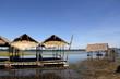Flusslandschaft am Mekong