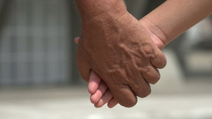 Holding Hands, Unity, Friendship