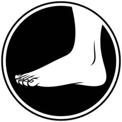Foot Insignia