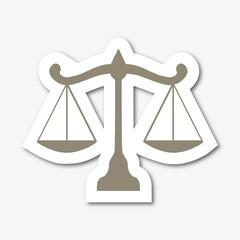Logo justice.