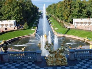 Peterhof nähe St. Petersburg