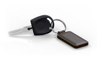 Autoschlüssel Leder Anhänger