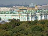 Fototapeta Eremitage in St. Petersburg
