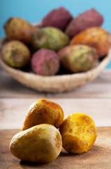 Sweet opuntia Prickly Pears
