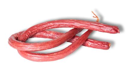 Long Thin Smoked Sausage