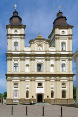 Cathedral of the Resurrection in Ivano-Frankivsk, Ukraine