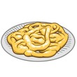 Funnel Cake - 74865496