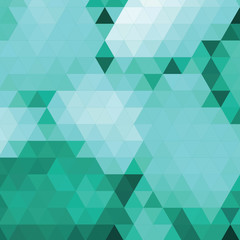 colorful abstract background with triangles