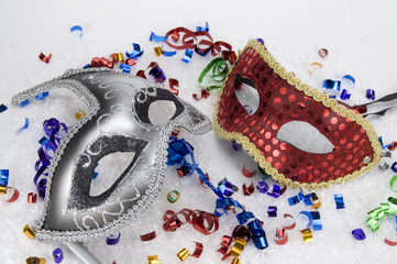 New Year's Masked Party