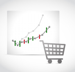 store shopping business numbers