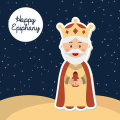 happy epiphany design