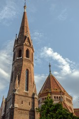 Mathias Church in Budapest