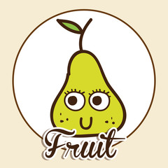 fruit cute design