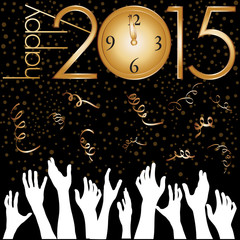 New Year's 2015 Party