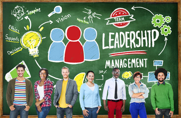 Diversity Casual People Leadership Management Variation Team Con