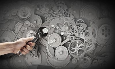 Working mechanism