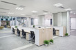 Leinwanddruck Bild - modern office interior
