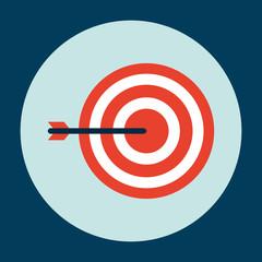 target arrow design