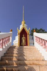 Buddha statue at Wat Si Phawang, Bang Pahan, Ayutthaya